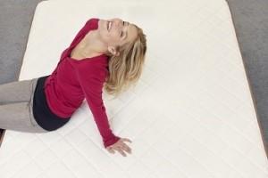 שינה בטוחה על מזרן נקי